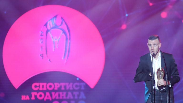 Християн Стоянов: Наградите олицетворяват моя труд