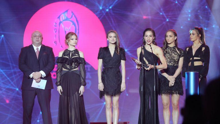 Момичетата от ансамбъла: Тази награда е много важна за нас