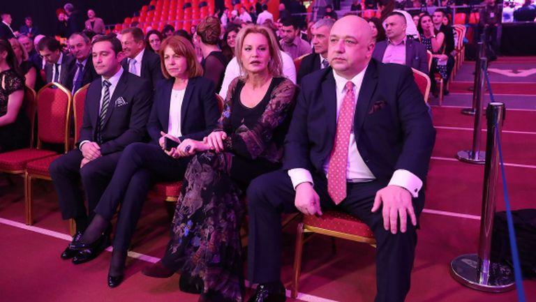 Красен Кралев: Спокоен съм за бъдещето на българския спорт