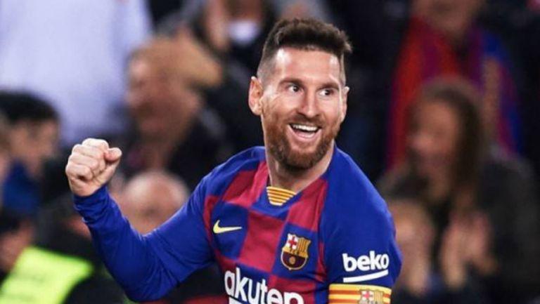 """Новият договор на Меси ще е до 2023 година, твърди """"Мундо Депортиво"""""""