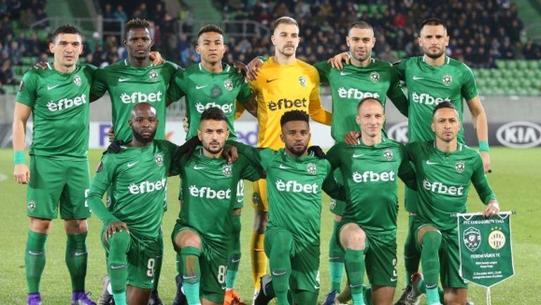 УЕФА обяви парите от ЛЕ за миналия сезон, в касата на Лудогорец влизат близо 6 милиона евро