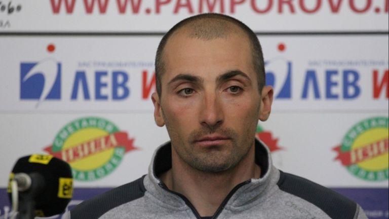 Спортист номер едно на България се прибира в понеделник