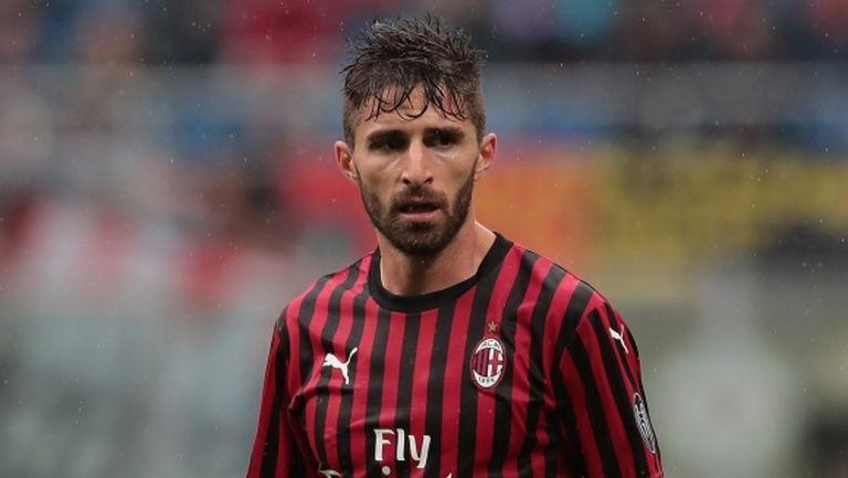Фабио Борини напуска Милан през януари