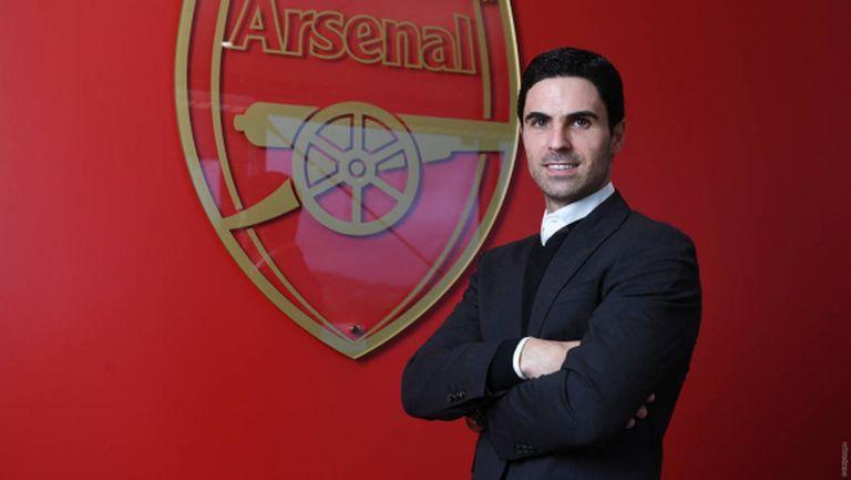 Официално: Арсенал има нов мениджър