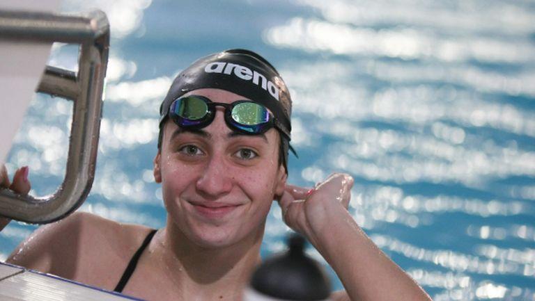 Още два национални рекорда на Държавното първенство по плуване в 25-метров басейн