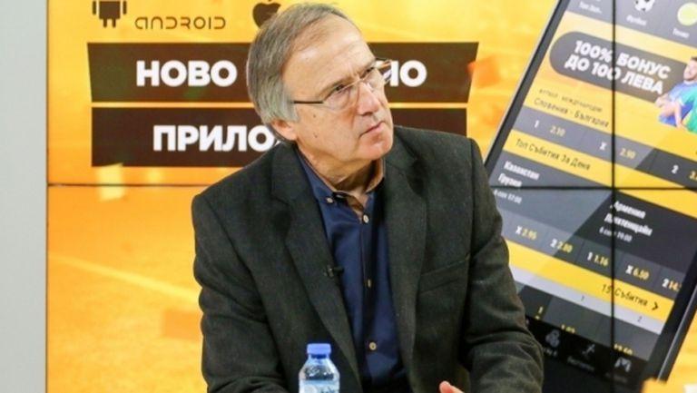 Дерменджиев: Лудогорец е хегемон в България, има шансове срещу Интер