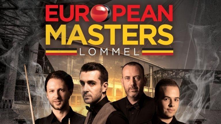 """Очертава се """"безцветен"""" Европейски Мастърс в снукъра"""