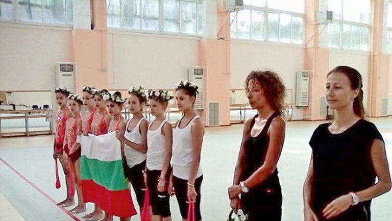 В САЩ разчитат на Камелия Дунавска за олимпийска квота