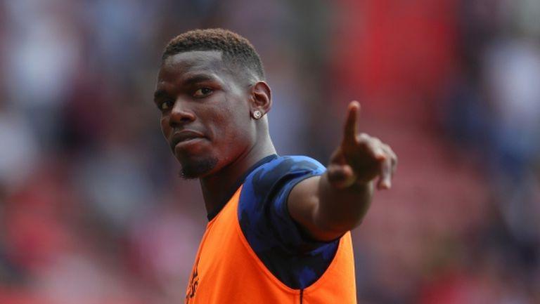 Изненада: Погба пътува с Ман Юнайтед за гостуването на Уотфорд