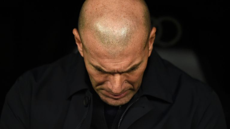 Зидан: Ядосан съм, заслужавахме нещо повече