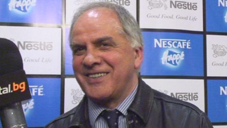 Данчо Лазаров пред Sportal TV