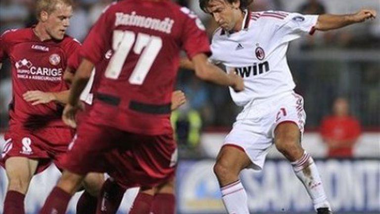 Ливорно - Милан 0:0
