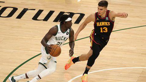 Милуоки на крачка от финала в НБА