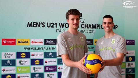 Виж волейболните звезди на бъдещето: Денис Карягин!🏐