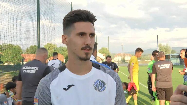 Чандъров: Приличен отбор сме, исках да победя Георги Русев
