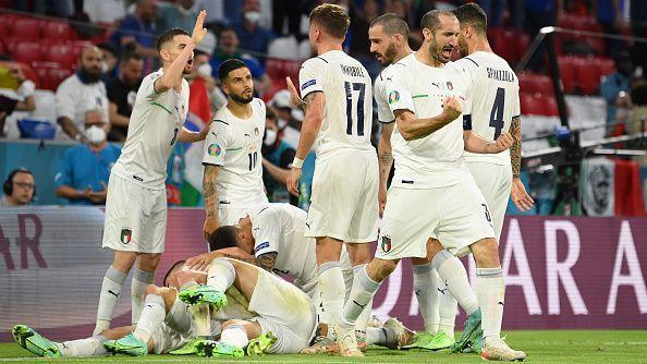 Италия уби мечтата на Белгия за титлата на Евро 2020