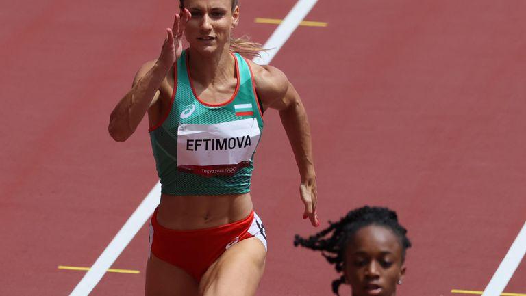 Ивет Лалова и Инна Ефтимова отпаднаха в сериите на 200 метра