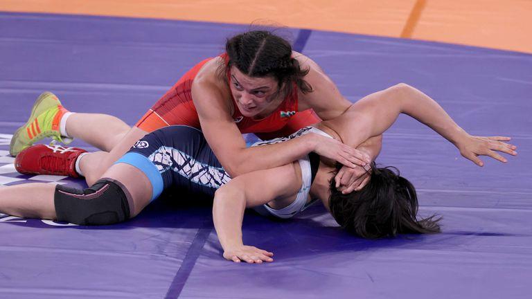 Жалко! Мими Христова загуби първия си двубой на Олимпийските игри