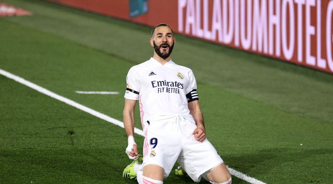 Бензема прие да намали заплатата си, за да преподпише с Реал