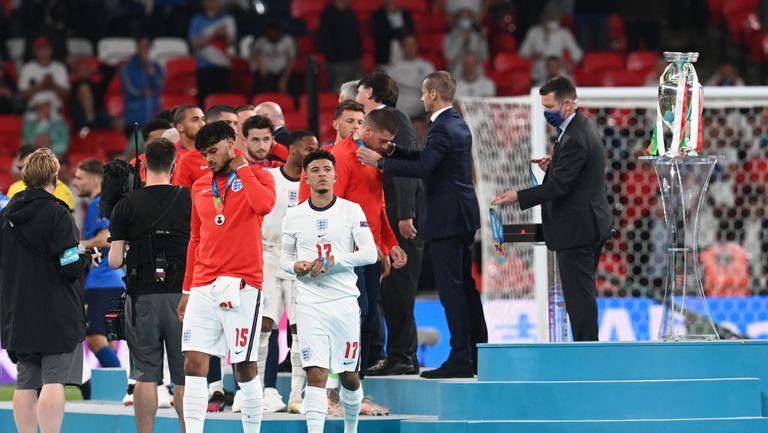 Национал на Англия призна, че се е сринал психически по време на Евро 2020