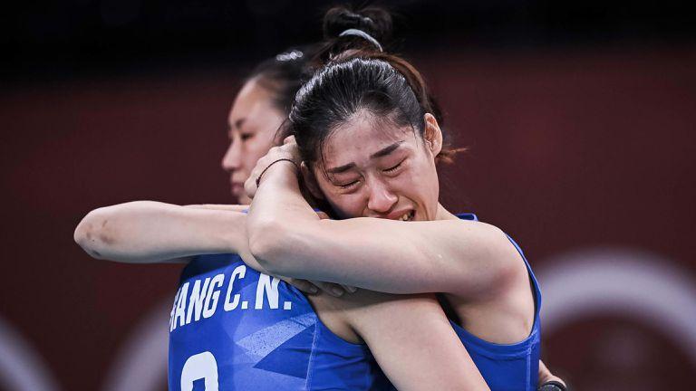 Олимпийските шампионки от Китай отпаднаха в групите на турнира в Токио 🏐🏐🏐