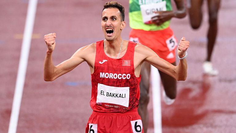 Олимпийско злато за Мароко на 3000 метра стийпълчейз при мъжете