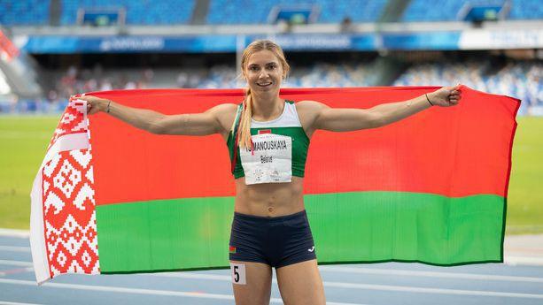 КАС отказа състезателни права на беларуската бунтарка
