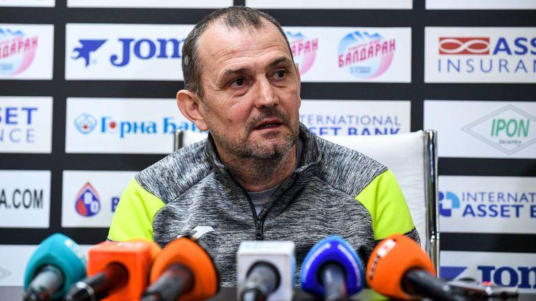 Загорчич определи групата на Славия за гостуването на Марица (Пловдив) за Купата