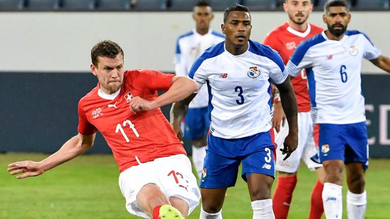 Швейцария победи Гърция с 2:1 в контрола
