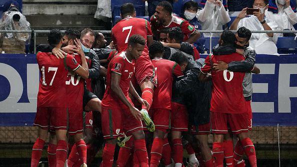 Оман шокира Япония като гост в Световните квалификации