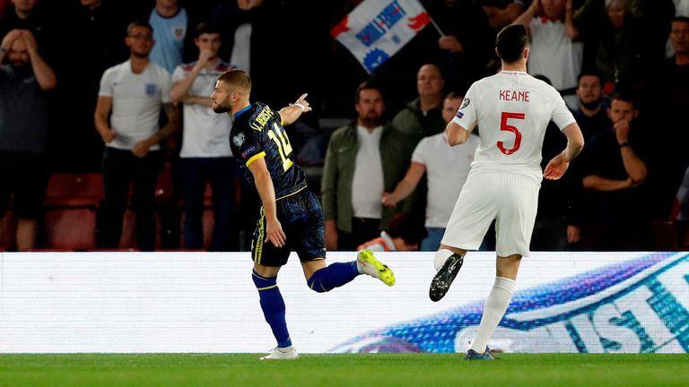Грузия - Косово 0:1