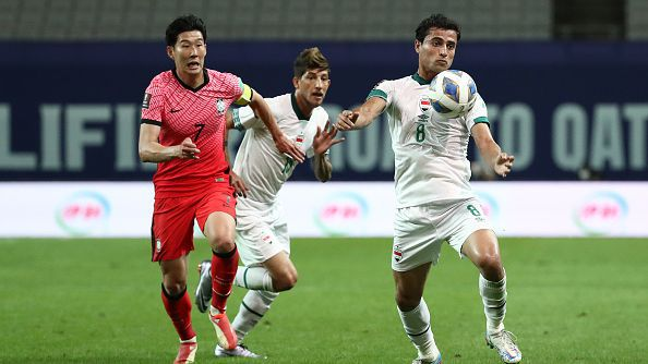 Южна Корея - Ирак 0:0