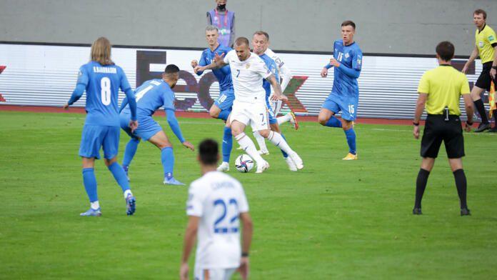 Исландия - Румъния 0:2