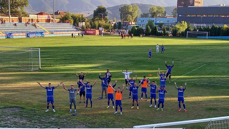 Спартак (Варна): Длъжни сме да играем за победа в Перник