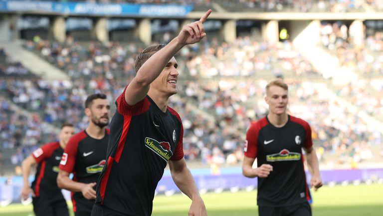 Фрайбург спечели в столицата и вече е в топ 3