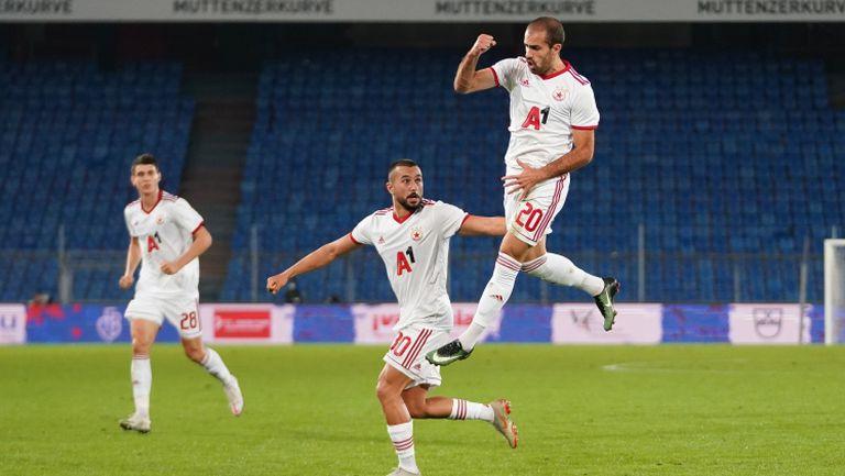 Тиаго изравни за ЦСКА-София след индивидуална акция