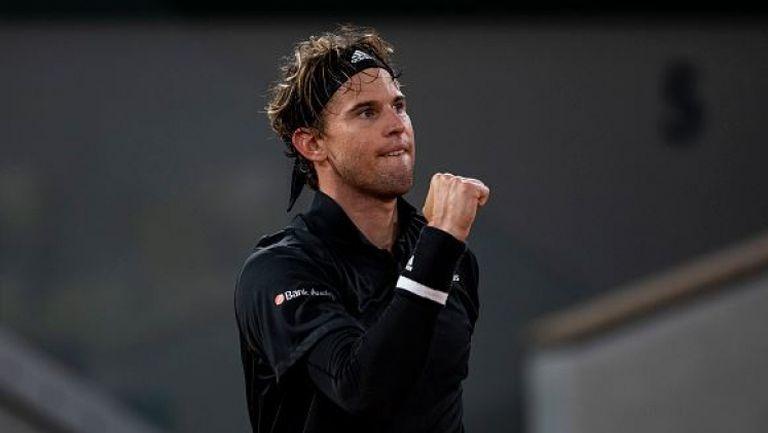 Доминик Тийм продължава към 1/8-финалите на Ролан Гарос