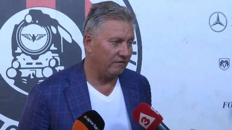 Иван Василев: Локомотив се връща на правилния път