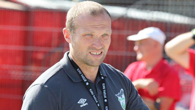 Уорън Фийни: Ще си извадим поуките от загубата от Локомотив