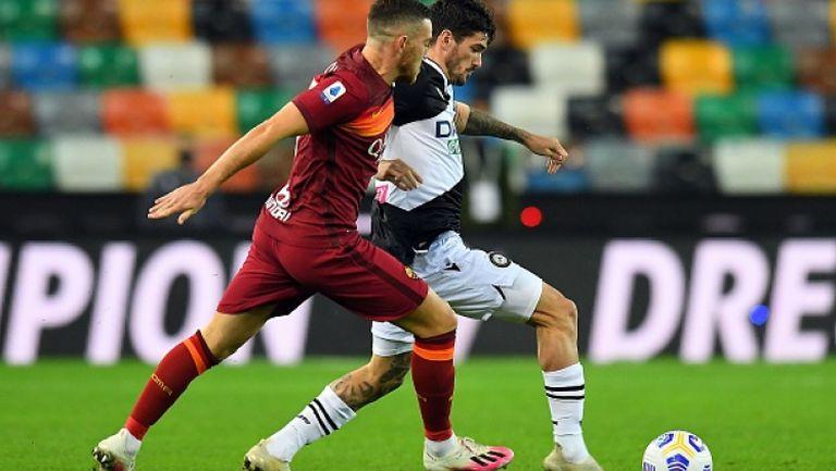 Педро донесе първа победа на Рома