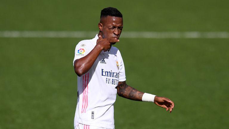 Леванте - Реал Мадрид 0:2