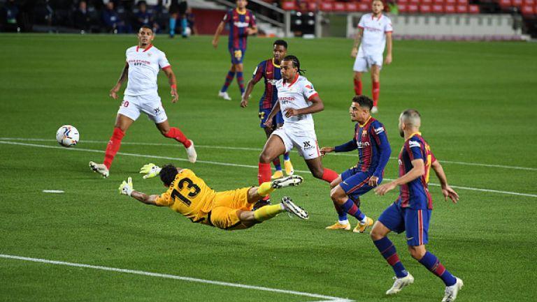 Барселона - Севиля 1:1