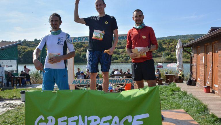 Кирил Николов-Дизела и повече от 200 души с благотворително бягане