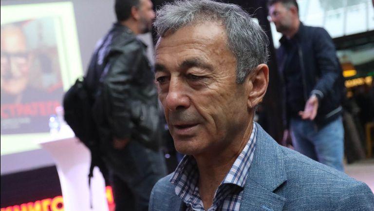 Пламен Марков подмина въпрос за Десподов и съжали за трансфера на Соу