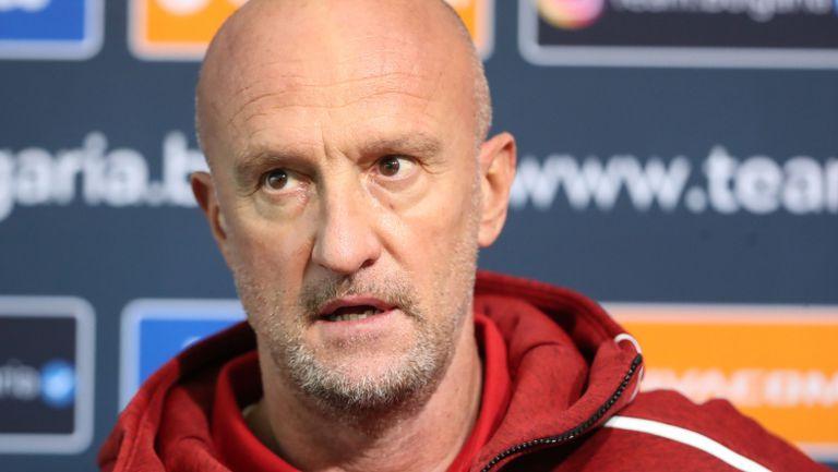Треньорът на Унгария Марко Роси: Готови сме за мача с България, но нищо не е ясно