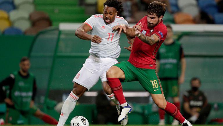 Португалия - Испания 0:0