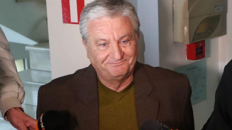 Костадин Стоичков: Върху съдиите и комисията не се оказва натиск