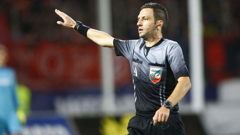 Шефът на съдиите: Ще има наказание за рефера на Етър - ЦСКА