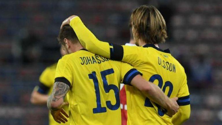Русия - Швеция 1:2