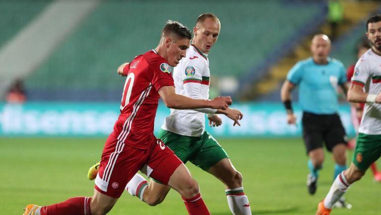 България - Унгария 1:3